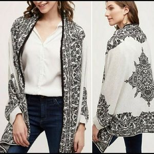 HWR Tolay Shawl Cardigan Anthropologie